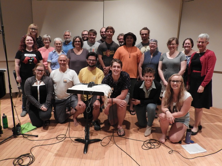 Summer 2017 Recording Chorus