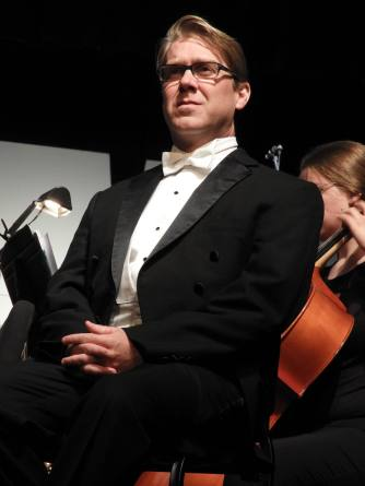 Daniel Belcher, baritone soloist